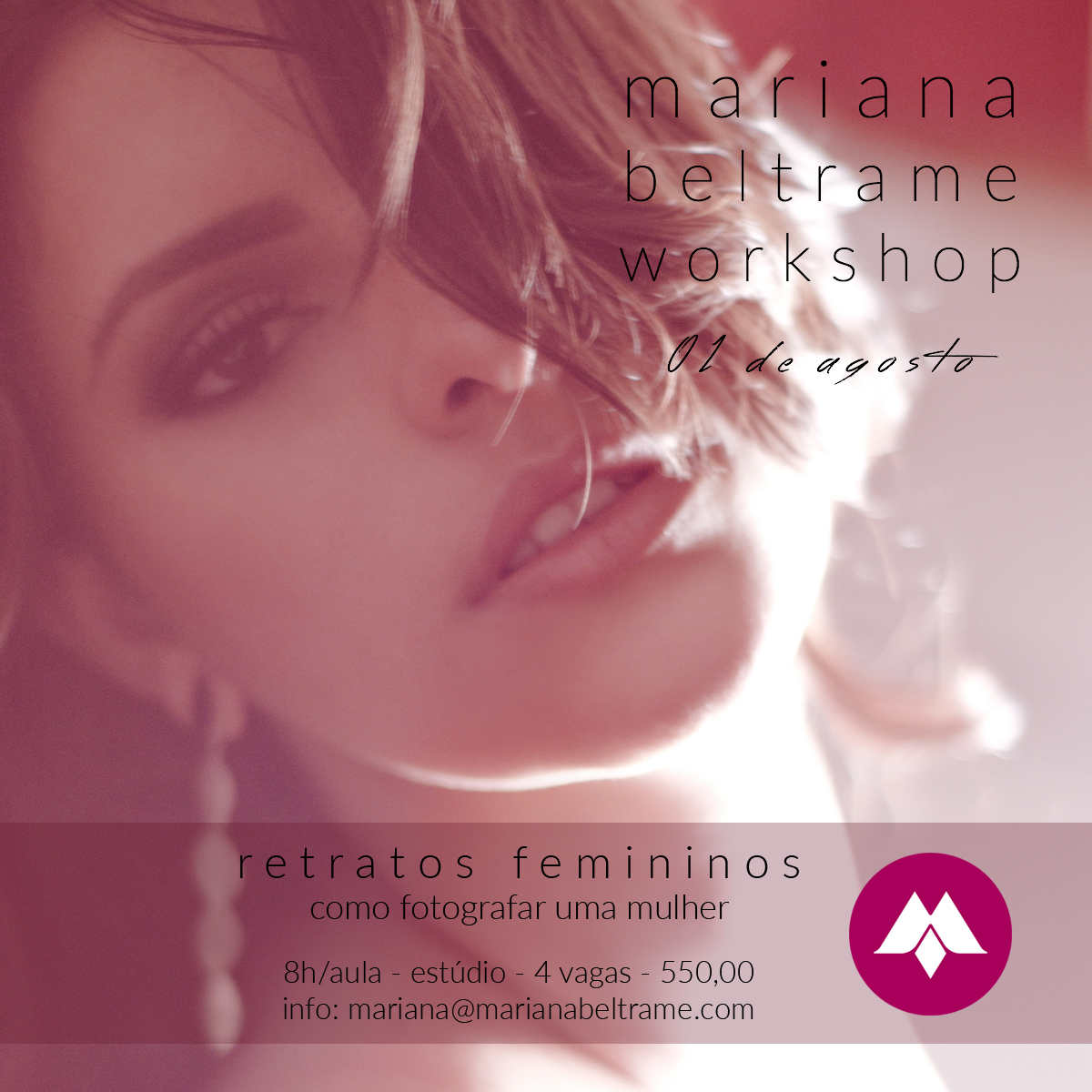 workshop fotografia sensual