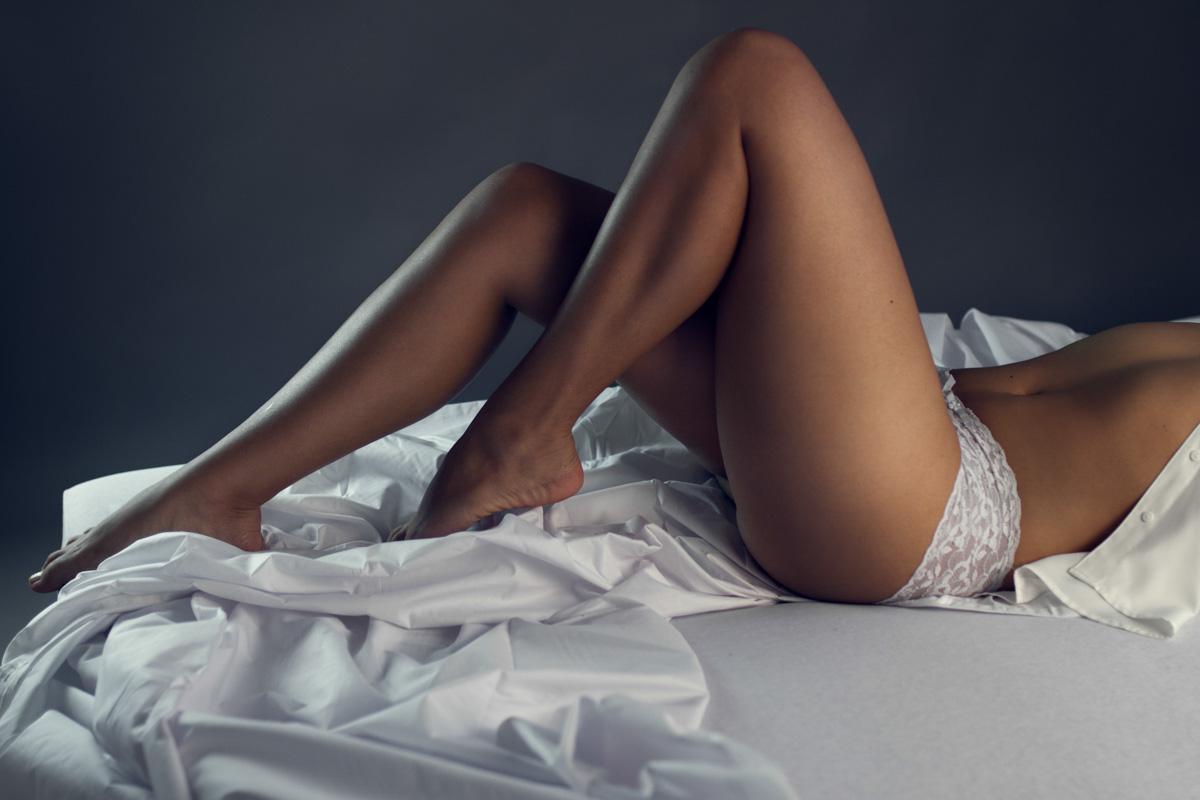 ensaio casual sensual