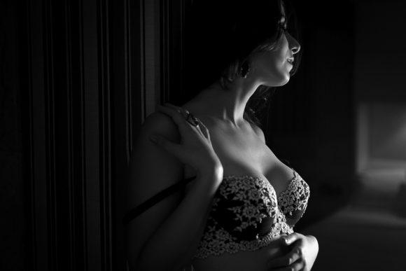 ensaio sensual