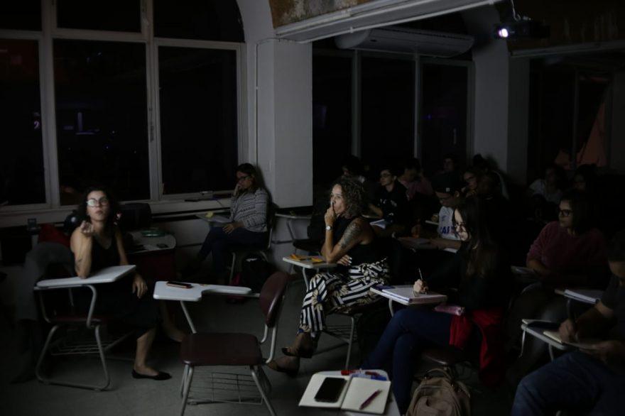 palestra ensaios femininos